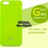 เคส iPhone 6/6s แบรนด์ Goospery (Mercury Jelly Case) สีเขียวมะนาว