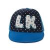 หมวกเด็ก LK สีกรมท่า แพ็ค 3 ชิ้น