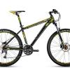 จักรยานเสือภูเขา TRINX D700 27 สปีด เฟรมอลู ดิสน้ำมัน วงล้อ 26นิ้ว ปี 2017