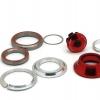 ถ้วยคอเทเปอร์ คอจม UNLIMIT TAPERED HEADSET ,TW-WZ1101 มีสีดำและสีแดง
