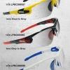แว่นตาสำหรับปั่นจักรยาน LEOPARD รุ่น Photochromic เลนส์ปรับแสงอัตโนมัติ