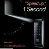 กลอนประตูดิจิตอล Samsung SHS-2920 รหัส-การ์ด สินค้านำเข้าจากประเทศเกาหลี