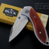 มีดพับ Buck Knives มีด buck 271 สี Silver เงินเงา สวยมาก (OEM)