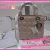 Diors Lady Silver Hardware **เกรดท๊อปมิลเลอร์** (Hi-End)