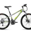 จักรยานเสือภูเขา TRINX เกียร์ 21 สปีด โช้คหน้า เฟรมอลูมิเนียม ล้อ 24 นิ้ว,M134