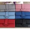 กระเป๋าสตางค์ผู้หญิงใบยาว หนังPU ตัดเย็บดีไซน์เกาหลี
