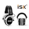 หูฟัง Isk Hf2010 Fullsize Semi-Open Monitor Headphone เบสนุ่ม เสียงหวาน ฟังสบายไม่ล้าหู
