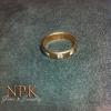 แหวนเพชรทองชมพู(Pink gold ring diamond)