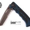 มีดพับ WALTHER Tanto Serrated Folding Sheath Knife ขนาด 8 5/8 นิ้ว (OEM)