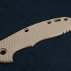 Hinderer 3.5 XM KNIFE G-10 HANDLE Coyote Brown SCALE