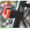 ไฟท้าย JYP DOUBLE LED REAR LIGHT,2 IN 1 USB Charge (ไฟคู่แบบหนีบ),JYP-02