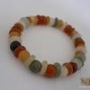 กำไลหยกคละสี(Burma jade bracelet)