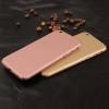เคส Pc สี Metallic เนื้อด้าน ไอโฟน 7 4.7 นิ้ว