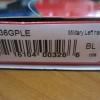 SPYDERCO MILITARY LEFT HAND KNIFE PLAIN EDGE C36GPLE
