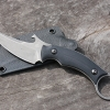 Bastinelli Picolomako Fixed Blade Knife Black G-10