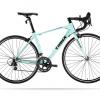 จักรยานเสือหมอบ TRINX R700 เฟรมอลู 14 สปีด ชุดขับ Microshift 2016