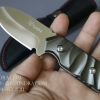 มีดใบตาย COLUMBIA K612 อ้วน ป้อมสั้น ถึก ขนาด 6 นิ้ว