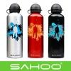 กระติกน้ำอลูมิเนียม SAHOO 52133 Cycling Aluminum Alloy Water Bottle
