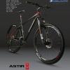 จักรยานเสือภูเขา ดัสแลนติ Duslanti Astir 27 สปีด ปี 2017 วงล้อ 27.5นิ้ว