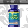 ALA 300 mg Alpha lipoic acid Puritan's Pride 120 softgel ราคาส่ง 800 บาท