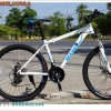 จักรยานเสือภูเขา MANGO BIKES เฟรมอลู 21 สปีด ล้อ 26 นิ้ว