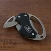 มีดพับ Buck 759 สีดำ พวงกุญแจซ่อนมีด ทนทาน ใช้ดีมาก A+++