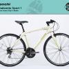 Bianchi Camaleonte Sport 1 ,V-brake 21 สปีด ปี 2015