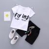 ชุดเซตสีขาว flying มีปีกด้านหลัง [size 6m-1y-3y]