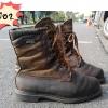 รองเท้าจังเกิ้ล RED WING รุ่น GORE-TEX มือ2 หนังน้ำตาล
