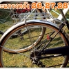 ตระแกรงหลังจักรยานญี่ปุ่น สำหรับรถ วงล้อ 20 นิ้ว, 26นิ้ว(มือสอง)