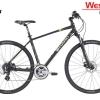 จักรยานไฮบริด Haro Westlake เฟรมอลู 24 สปีด ดิสเบรคหน้าหลัง 2016