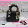 "Diors Lady Mini 7"" Gold Hardware **เกรดท๊อปมิลเลอร์** (Hi-End)"