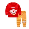 ชุดเซตลายเด็ก สีแดง แพ็ค 4 ชุด [size: 1y-2y-3y-4y]
