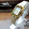 นาฬิกา US submarine รุ่น S1001L เรือนเล็ก สามกษัตริย์หน้าปัดขาว สวยมากๆๆ