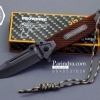มีดพับ Browning รุ่น 364 ขนาด 8.5 นิ้ว ด้ามไม้ แข็งแรง หนักตัน ทนทานมาก (OEM) สำเนา