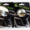 กระจกมองหลัง ติดปลายแฮนด์จักรยาน COLOURY