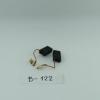 แปรงถ่าน Bosch เลื่อยวงเดือน GKS190 (รุ่นใหม่), แย็ก GSH 3E, GBH 5, GBH 38 #B-122