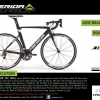 จักรยานเสือหมอบ MERIDA REACTO 400 ROAD AERO,22สปีด 105 ปี 2016