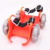 รองเท้ามีล้อ แฟลชชิ่งโรลเลอร์สีส้ม สำหรับเด็ก รหัส FRO