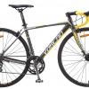 จักรยานเสือหมอบ VORLAD VR300,เฟรมอลู ซ่อนสาย 18สปีด Shimano Sora ตะเกียบคาร์บอน 2016