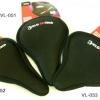 """""""VELO"""" ผ้าหุ้มอานวีโล่ รุ่น GELTECH, สีดำ, ขนาดเล็ก VL-052"""