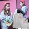 เสื้อฮู้ดซิปหน้า (Hoodie) A-Pink - PINK DAY WITH YOU