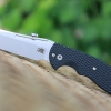 RHK XM Slippy Sheepsfoot Stonewash Black G10