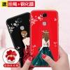เคส Huawei GR5 2016 รุ่น Princess (ไม่รวมแหวน)