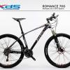 จักรยานเสือภูเขา XDS ROMANCE 700 ,เฟรมอลูมิเนียม X6 30 สปีด SLX