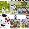 คอลเลกชั่นสะสมตุ๊กตาคิตตี้ Mcdonald's Hello Kitty K League World Cup 2014 -- สนใจสอบถามได้ค่ะ --