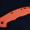 Hinderer 3.5 XM KNIFE G-10 HANDLE Orange SCALE