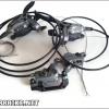 ชุดดิสเบรค ALIVIO หน้า/หลัง (มือเกียร์ติดมือเบรคดิส ST-M4050/ก้ามเบรค BR-M4050)