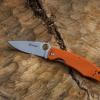 มีดพับ Ganzo กานโซ่ รุ่น Ganzo G732-OR ด้ามสีส้ม ของแท้ 100%