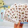สติ๊กเกอร์ตัวการ์ตูนเด็กเกาหลีน่ารักๆ